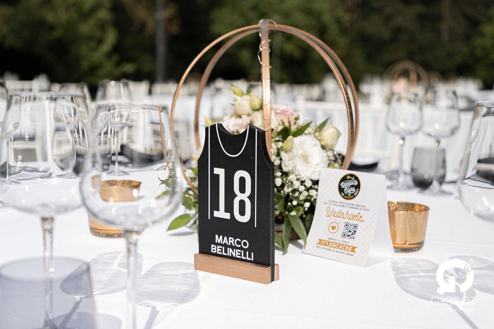 Basket Wedding | G+S